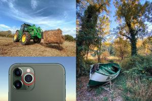 Jak używać ultra szerokokątnego aparatu iPhone'a 11 Pro, aby robić niesamowite zdjęcia