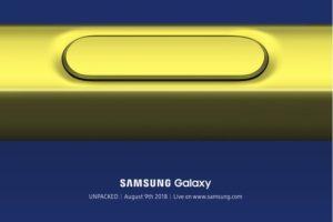 """Samsung: Galaxy Note 9 będzie """"jedynym potrzebnym urządzeniem"""" do pracy, gier, wszystkiego innego"""