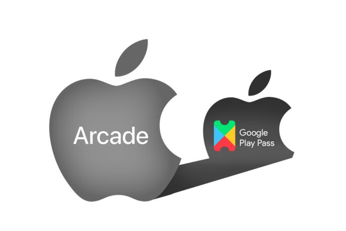 Google Pay Pass jest leniwą odpowiedzią na ofertę Apple Arcade